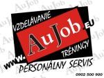 Aujob - personálna agentúra